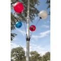 Reusable Balloon Light Pole Kits