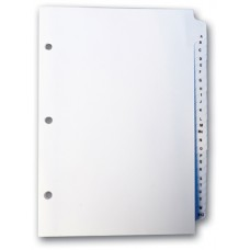Alphabet Divider for Ringbook Color Coded Filing Labels Binder