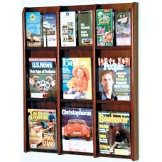 Brochure / Magazine Rack 12 Pockets