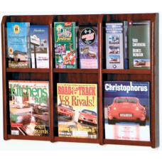 Brochure / Magazine Rack 9 Pockets