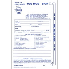 Night Drop Envelopes 6 in. x 9 in. - Stock (Package of 500)
