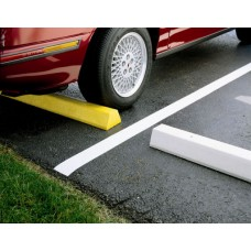 Plastic Parking Block (48 in. x 6 in. x 4 in.)