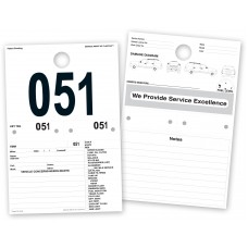 Service Write Up FlagTags (Box of 1000)