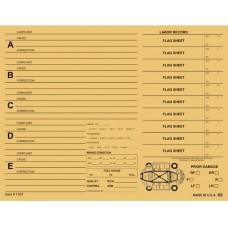 Stock Laser Repair Order Forms