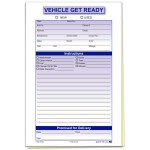 Vehicle Get Ready Forms