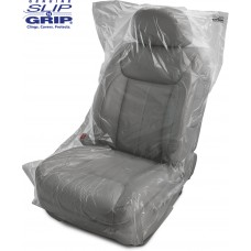.75 Mil Thick Premium Plastic Seat Covers (Box or Roll of 250)
