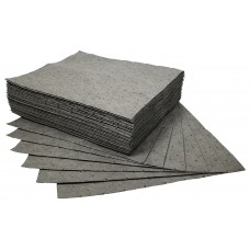 Universal Sorbent Mats - Medium Weight (Package of 100 or 200)