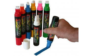 Big Glass Markers