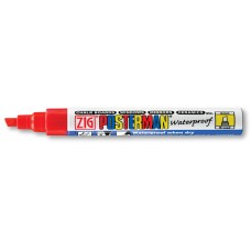 Zig Posterman 6mm - Chisel Tip Windshield Markers