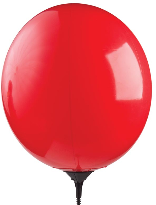 Reusable car window balloon only auto dealer supplies mbr marketing