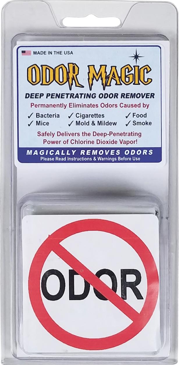 odor magic odor eliminator auto dealer supplies mbr marketing. Black Bedroom Furniture Sets. Home Design Ideas